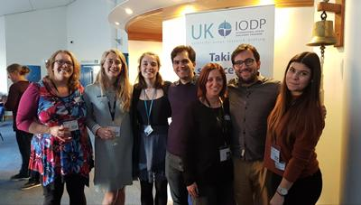 UK-IODP/Magellan+ Workshop