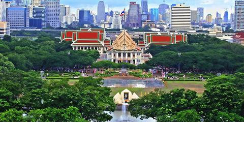 Chulalongkorn University, Thailand