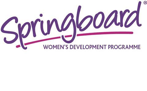 Springboard Women's Development Pgm