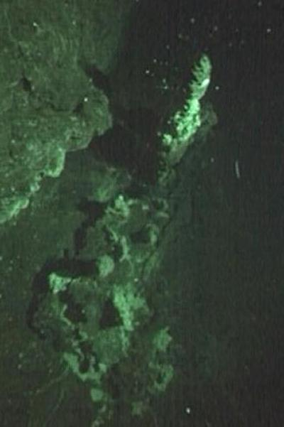 Deep-sea volcanic vents