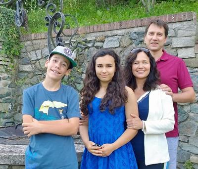 Laperouse Family