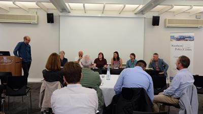 panel talk at making end meet