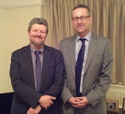 George Chauncey and Mark Cornwall