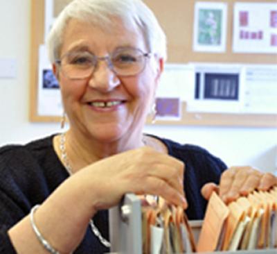 Professor Patricia Jacobs