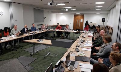 InterTASC meeting