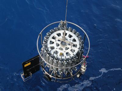 Ocean sampling equipment