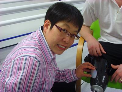 Dr Liudi Jiang
