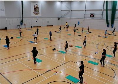 Jubilee Sports Hall