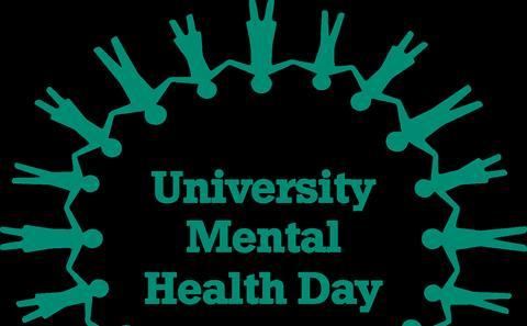 University Mental Health Day logo