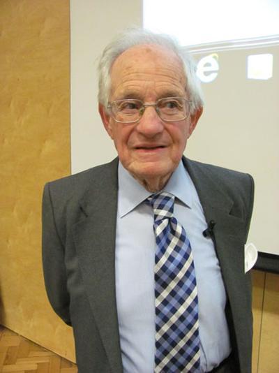 Dr Edgar Feuchtwanger