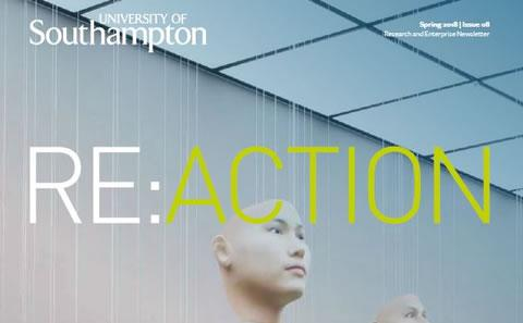 Spring Re:Action front cover
