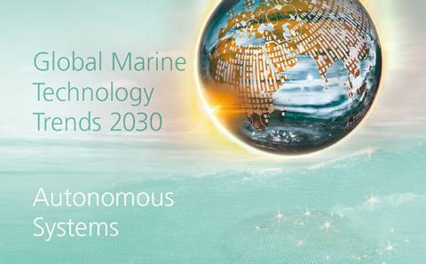 Cover - GMTT2030 Autonomous Systems