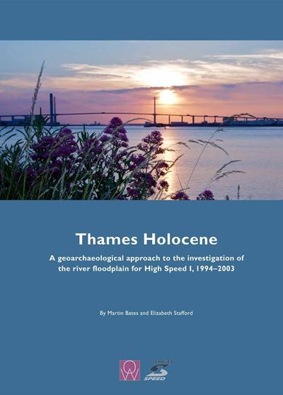 High Speed 1 Thames Holocene