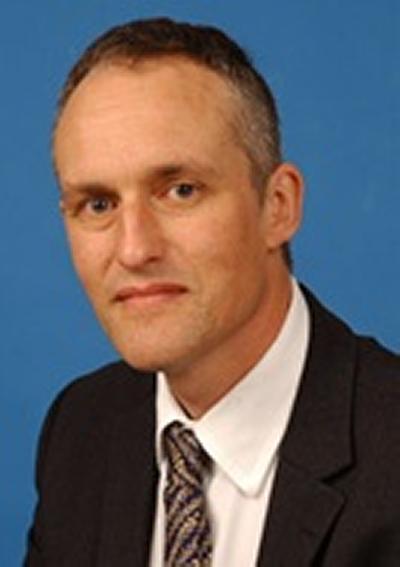 Professor Paul van Gardingen FRSA
