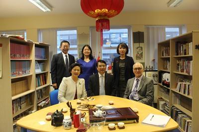 Mr Wang Yongli, Minister Councilor