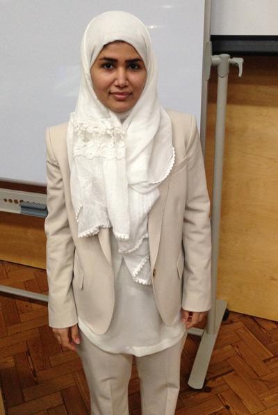 Sahar Alzahrani