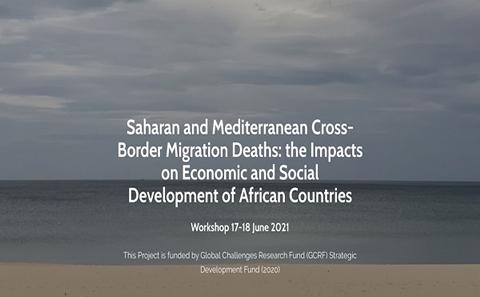 Workshop on Irregularised Migration