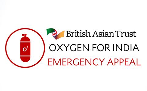 Oxygen for India Emergency Appeal