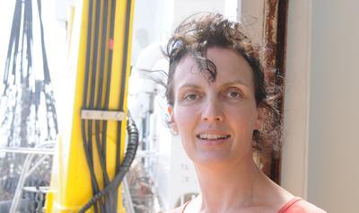 Professor Rachel Mills, the new Head of Ocean and Earth Science