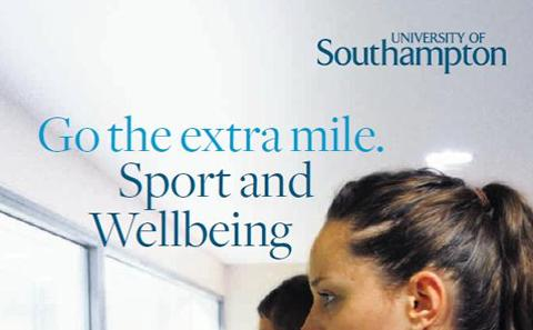 Sport and Wellbeing