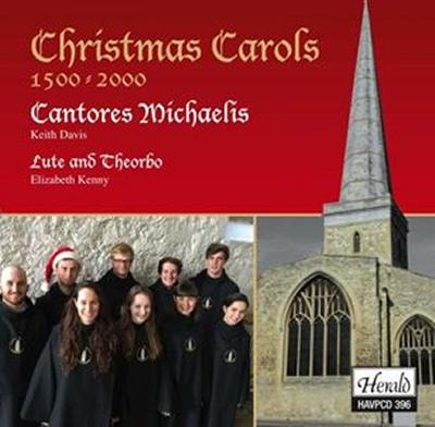 Cantores Carols: New CD Release