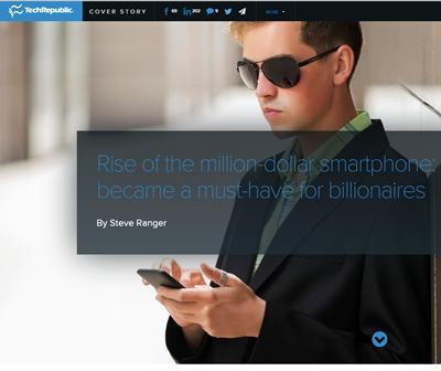 TechRepublic website screenshot
