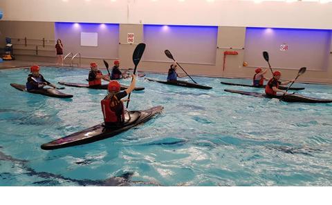 AU Canoe Polo