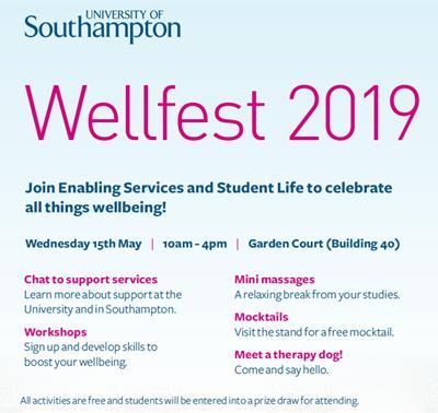 Wellfest 2019