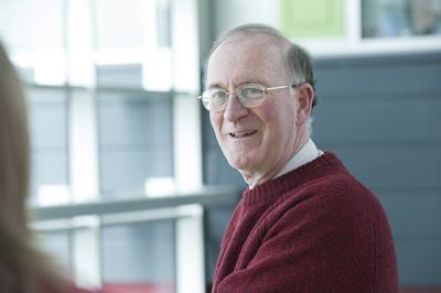 Professor Harry Bryden