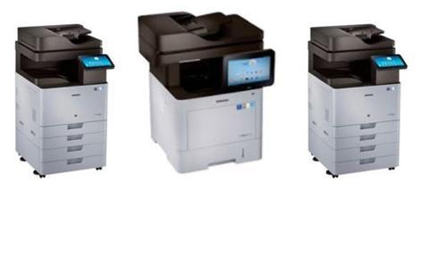 New Samsung printers