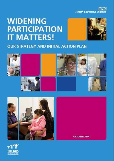 Widening participation - it matters