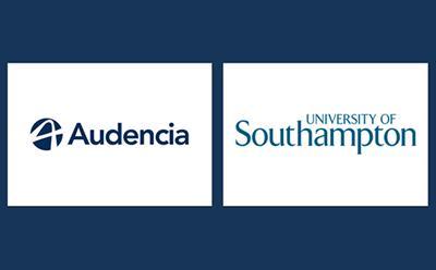 Audencia and UoS logo