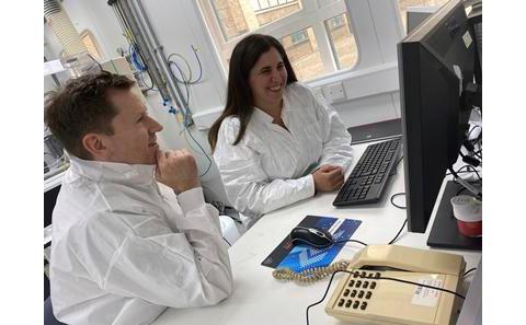 Dr Tali Babila & Prof Gavin Foster