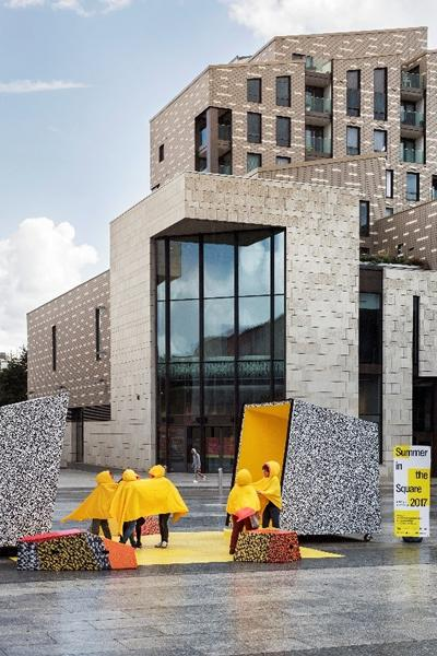 New John Hansard Gallery