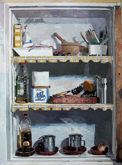 Gonzalo's entry: The Cupboard