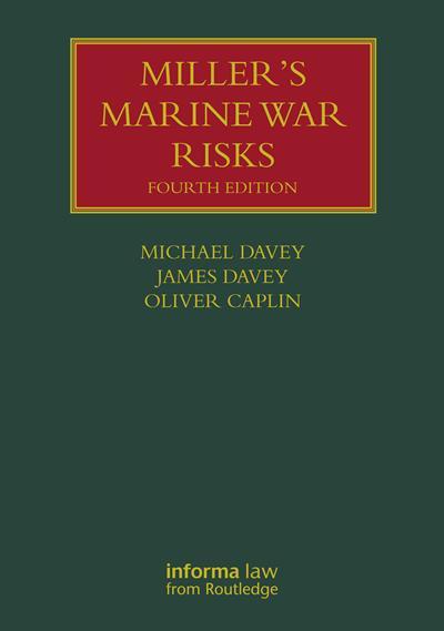 Miller's Maritime War Risk Cover