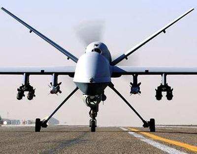 Drone Violence