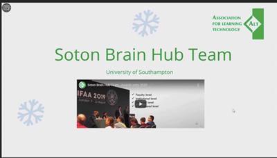 Soton Brain Hub team