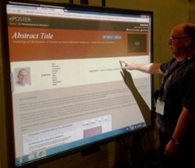 Dr Alan Hunt presents at AMEE 2014