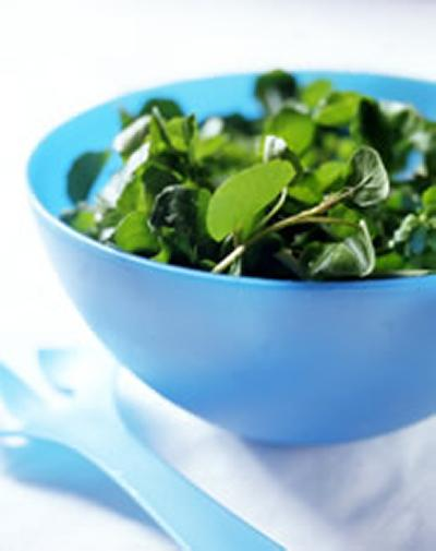 Bowl of watercress