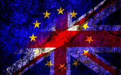 Union Jack and the European Union