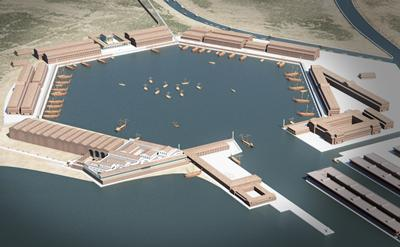 Reconstruction of Portus