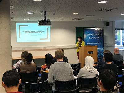 WSI Distinguished Lecture