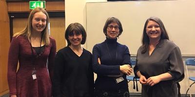 Helen, Gillian, Anneke & Peta