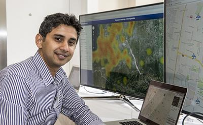 Dr Sarvapali Ramchurn