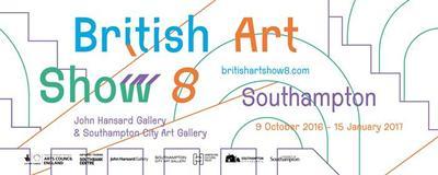 British Art Show logo