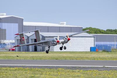 Cargo drone for covid