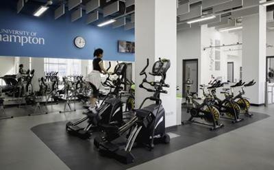 Mayflower gym facilities