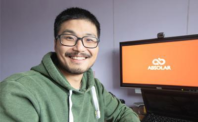 Southampton engineer Dr Phil Wu