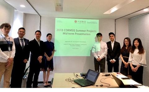 China summer projects